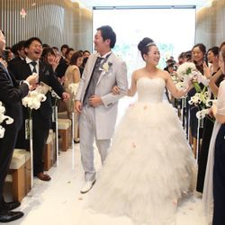 ヒューリ カモガワテラス(HYURI Kamogawa Terrace)での結婚式
