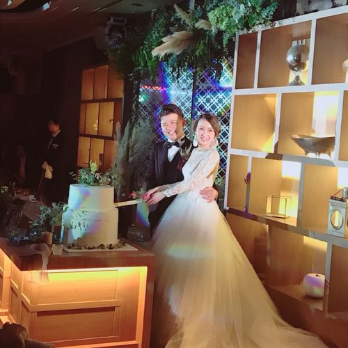 wedding_2018.1013さんのANAクラウンプラザホテル熊本ニュースカイ写真5枚目