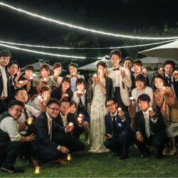 結婚式当日の写真 42枚目