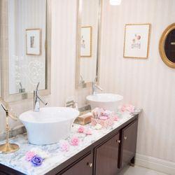 女子トイレ装飾の写真 3枚目