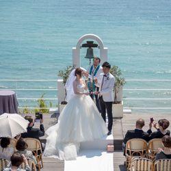 葉山ホテル音羽ノ森 別邸での結婚式