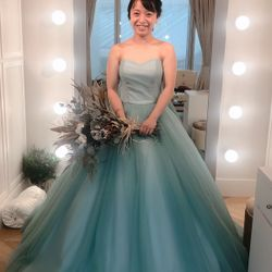 colour dressの写真 3枚目