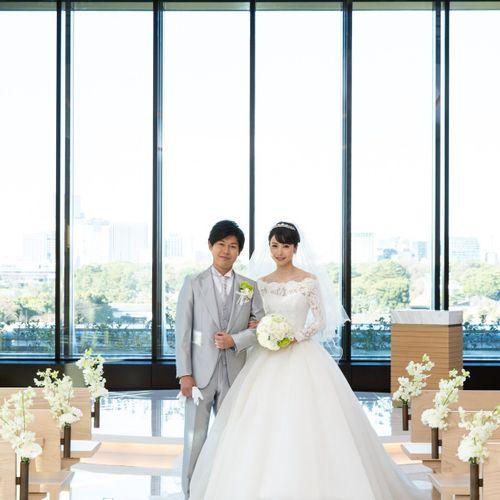 s.k.wedding0119さんの東京會舘写真2枚目