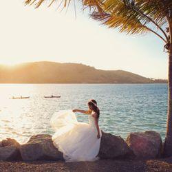 新婚旅行セルフ後撮りの写真 10枚目