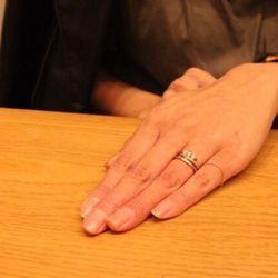 指輪制作の道のり!の写真 17枚目