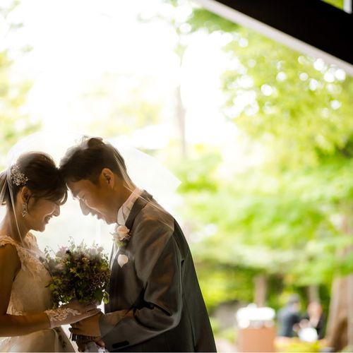 maa_wedding0526さんの八芳園写真5枚目