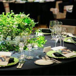 ゲストテーブル装花の写真 5枚目