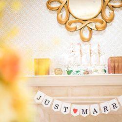 結婚式♡外観・ウェルカムスペースの写真 1枚目