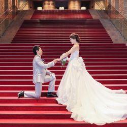 ラ・フェット ひらまつでの結婚式