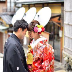 京都前撮りの写真 5枚目