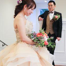 結婚式当日の写真 1枚目
