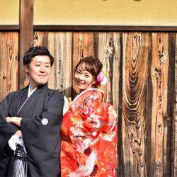 京都前撮りの写真 4枚目