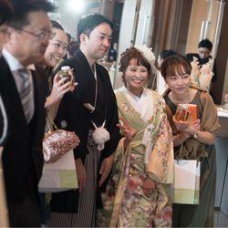 reception / kimonoの写真 9枚目