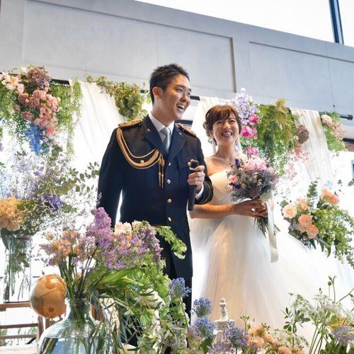 d_wedding4116さんのBAYSIDE GEIHINKAN VERANDA minatomirai写真4枚目