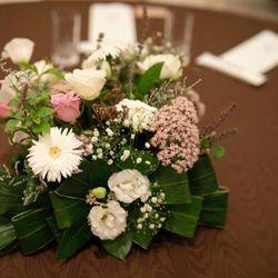 ウェルカムスペース&装花の写真 3枚目