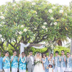 【ハワイ】挙式の写真 11枚目