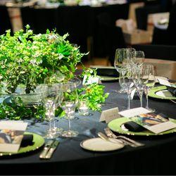 ゲストテーブル装花の写真 6枚目