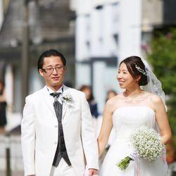 結婚式裏側の写真 7枚目