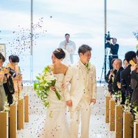 oyu_weddingさんのザ・サーフ オーシャンテラス(THE SURF OCEAN TERRACE)カバー写真 4枚目