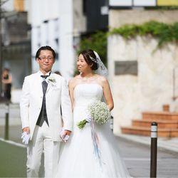結婚式裏側の写真 9枚目
