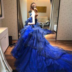 宇宙ドレスの写真 2枚目