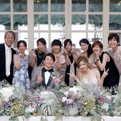 結婚式で感動したことの写真 1枚目
