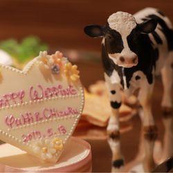 ウェディングチーズの写真 5枚目