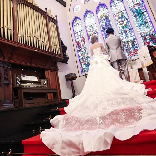 msk_wedding_2020さんのオール・セインツ ウェディング写真4枚目
