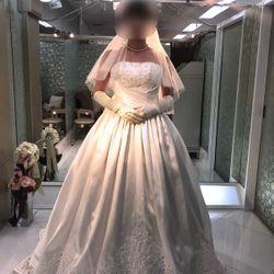ウェディングドレス試着の写真 8枚目