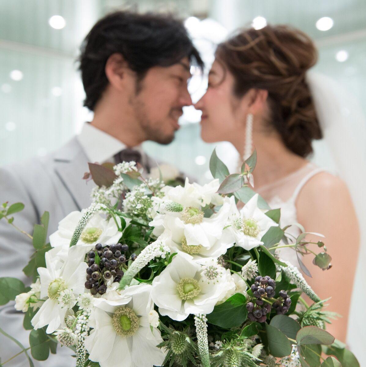 iiyyssiiさんの小さな結婚式 表参道店写真1枚目