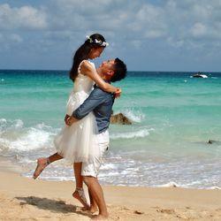 "self photo wedding ""Miyakojima"" の写真 1枚目"
