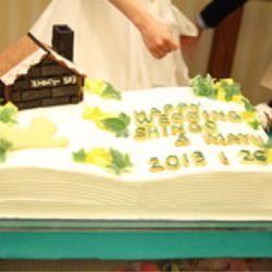 ケーキデザインの写真 1枚目