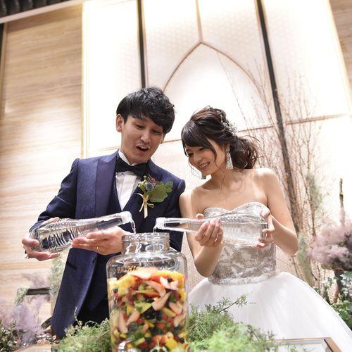 ai_wedding1209さんのインフィニート 名古屋写真5枚目