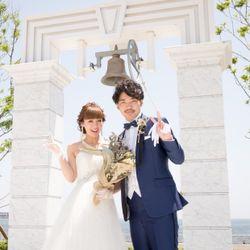 ラ・スイート神戸オーシャンズガーデンでの結婚式