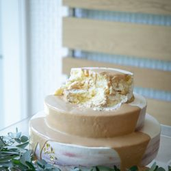 ウェディングケーキの写真 2枚目