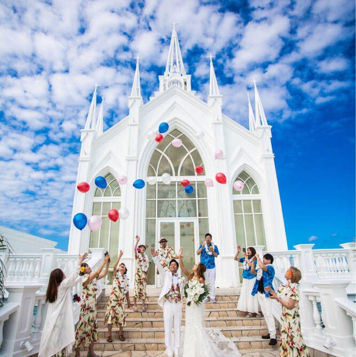 c412__weddingさんのラソール ガーデン・アリビラ写真1枚目