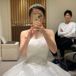 ドレス選びの写真 5枚目