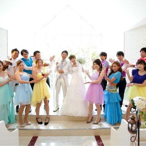 maeda.kasumi.weddingさんのペルテ フォーリア(Perte Foglia)写真2枚目