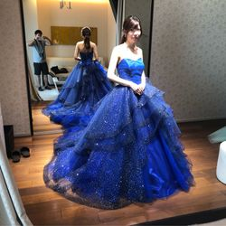 宇宙ドレスの写真 1枚目