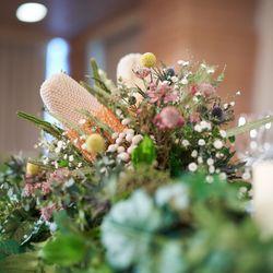 ブーケ💐装花の写真 4枚目