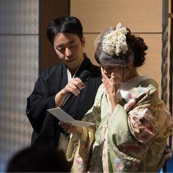 reception / kimonoの写真 1枚目