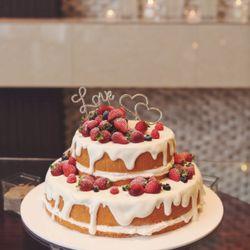wedding cakeの写真 10枚目