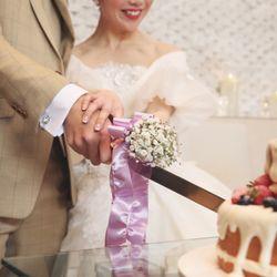 wedding cakeの写真 8枚目