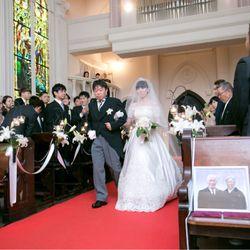 結婚式の写真 6枚目