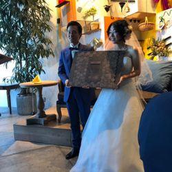 招待状 結婚証明書の写真 2枚目