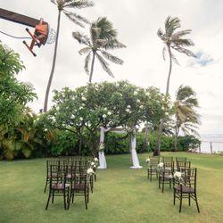 【ハワイ】挙式の写真 5枚目
