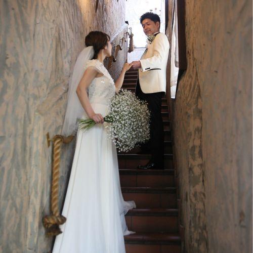 04ksmn_ wedding01さんのイルブッテロ写真5枚目