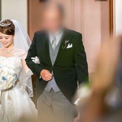 結婚式♡挙式〜バルーンリリースの写真 1枚目