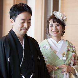 reception / kimonoの写真 12枚目