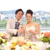 pecossan_weddingさんのヒューリ カモガワテラス(HYURI Kamogawa Terrace)カバー写真 2枚目